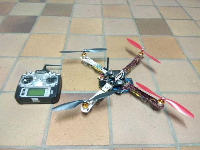 gimbal camera drone