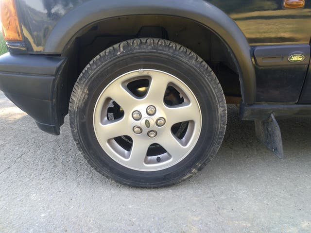 Land Rover Discovery td5 año 2000