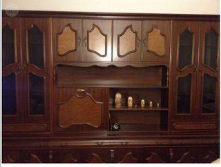 Mueble salon madera