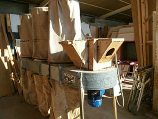 Aspirador professional carpinteria industrial