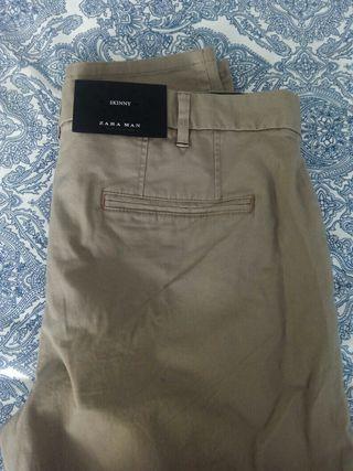 Pantalones Zara sin estrenar y con etiqueta de segunda mano