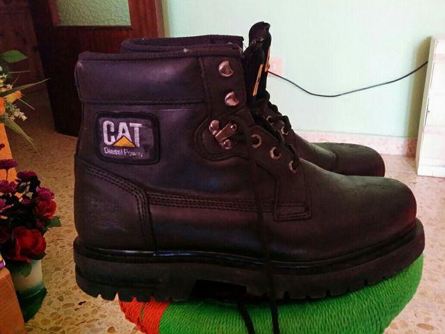 botas de montaña marca cat Caterpillar