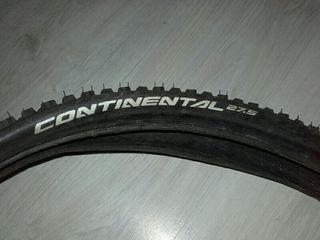 juegos de ruedas bicicleta continental nuevas