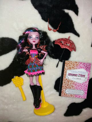 Dracubecca Monster High