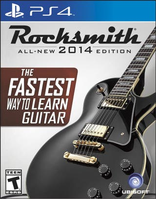 Rocksmith14 ps4 deluxe cable