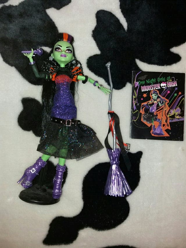 Casta Fierce Monster High
