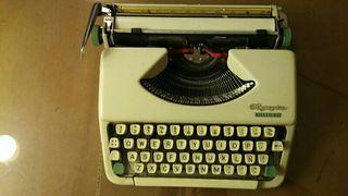 maquina escribir olympia splendid