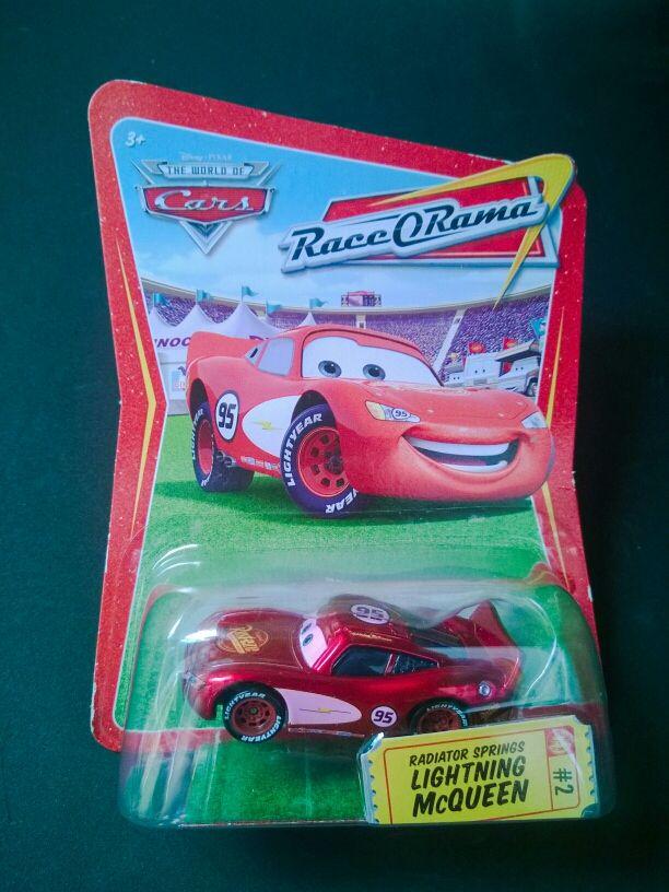 Coche Radiator Springs McQueen Cars Disney Pixar