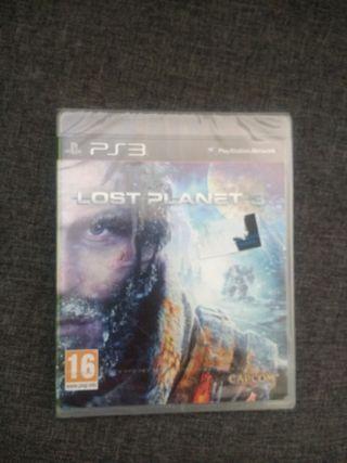 Lost Planet 3 - PRECINTADO - PlayStation 3