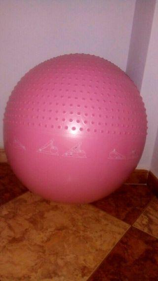 pelota gimnasia