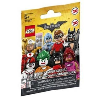 Lego Batman minifigures ed20