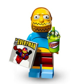 lego minifigures simpsons ed2