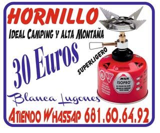 Hornillo