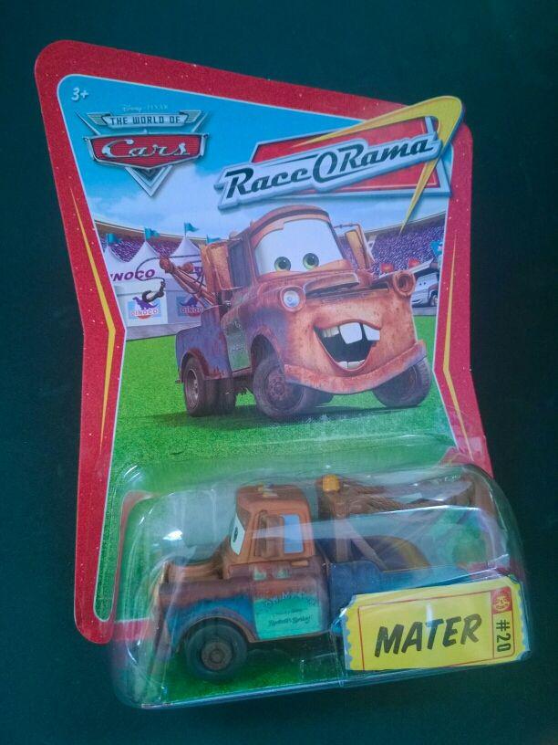 Coche Mate de Cars Disney Pixar