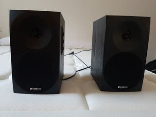 Altavoces Woster