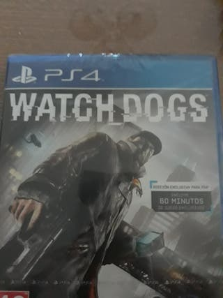 Watch dogs play 4