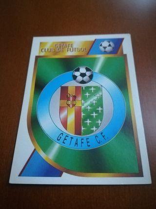 Cromo Getafe CF 2a división 94 95 ediciones este