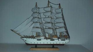 Maqueta nave / barco