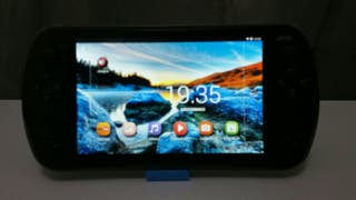 consola tablet