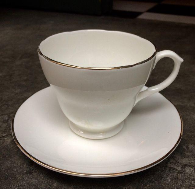 Juego te de porcelana inglesa