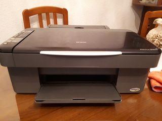 Impresora multifunción Epson Stylus DX 4000