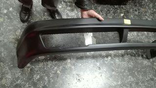 difusor paragolpes trasero brabus Mercedes w203