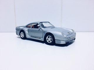 Porsche 959 modelismo