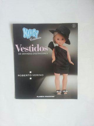 muñeca Nancy fasciculo famosa vestido 2