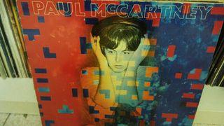 Paul McCartney / Beatles Disco de vinilo Lp