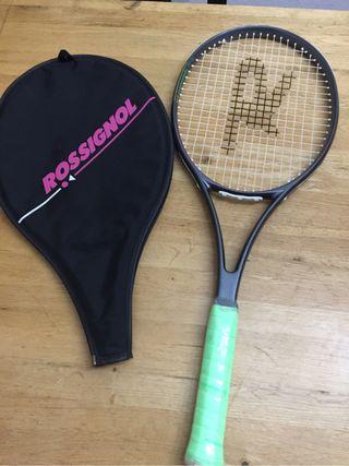 Raqueta tenis Rosignol nueva!!
