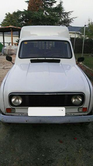 renault furgoneta Renault 4f6 1988