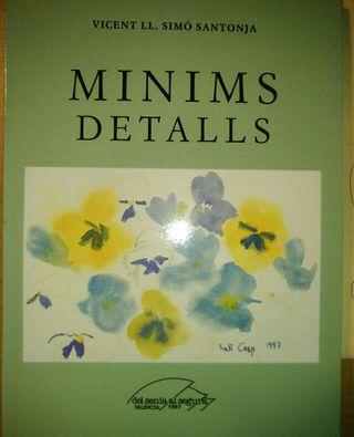 Libro: Minims Detalls