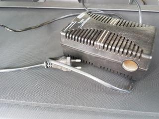 Nevera cotxe + transformador 220/12 v