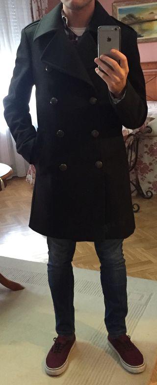 Zara abrigos de hombre