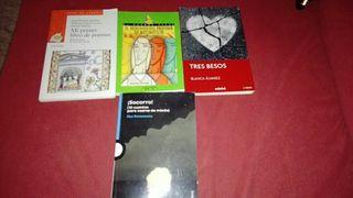 Libros castellano FBP y ESO