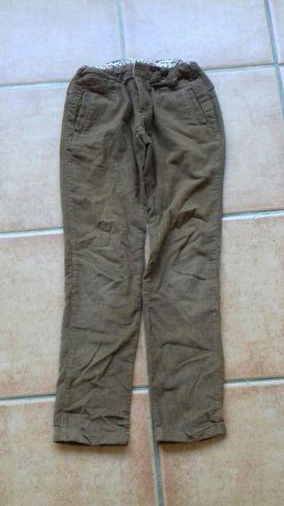 Pantalon de pana niña