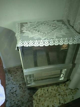 Estufa butano