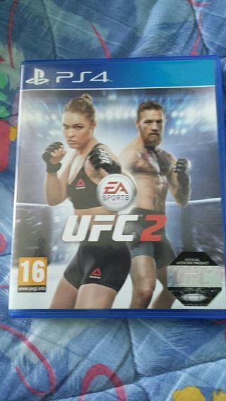 Vendo UFC-2 PS4