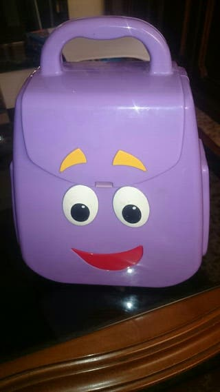 mochila juguete