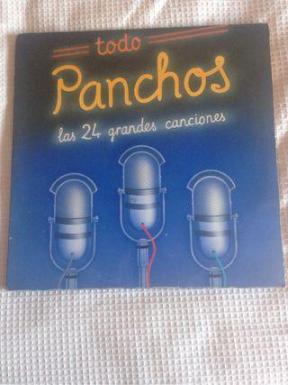 Vinilo disco Panchos