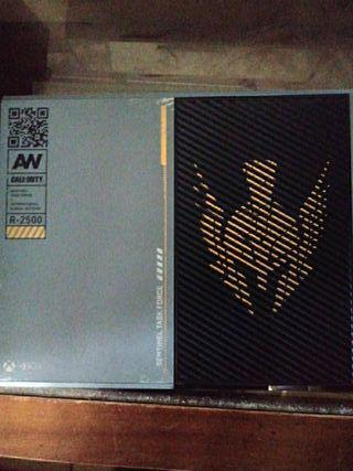Consola xbox one edicion limitada