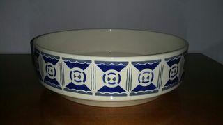 fuente -jofaina ceramica francesa
