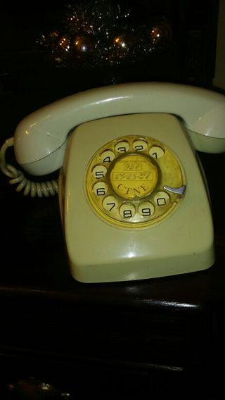 Teléfono Heraldo, años 60
