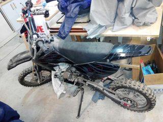 Pitbike orion agv 37 150cc