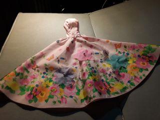 vestido para muñeca Barbie o de su tamaño