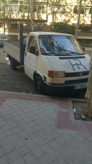 volkswagen transporter T4 1997