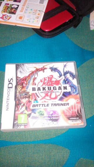 Bakugan Battle Trainer, Ds