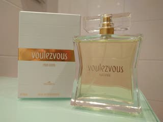 Perfume colonia Voulezvous