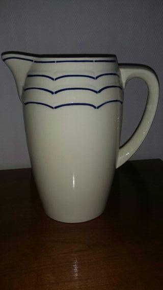 Jarrón ceramica francesa