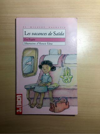 Les vacances de Saïda